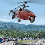 Летающие авто PAL-V Liberty Pioneer и Liberty Sport продавать начнут в 2018-м [видео]