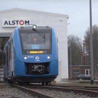 Alstom успешно завершил испытания «водородного поезда» Coradia iLint [видео]