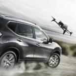 Nissan выпустил особый X-Trail X-Scap с БПЛА в комплекте [видео]