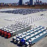 Произведенные в Китае Volvo S90 экспортируются в США [видео]