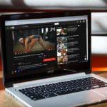 Черный YouTube — как включить ночной режим в YT