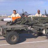 USAF провели очередные испытания бомбы B61-12 без заряда [видео]
