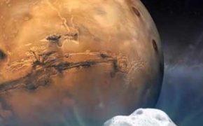 Терраформирование Марса предложили начать с удара астероидом