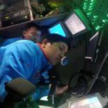Батискаф Jiaolong совершил погружение в Южно-Китайском море [видео]