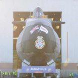BAE Systems спустила на воду новую АПЛ Audacious для ВМС Великобритании [видео]