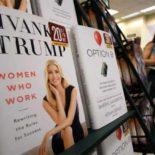 Сайт «Голоса Америки» обвинили в растрате казенных средств на раскрутку книги Иванки Трамп
