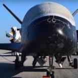 После 700 дней на орбите американский разведчик X-37B вернулся на Землю [видео]