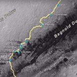 Свежие виды марсианских дюн от NASA [видео 360]