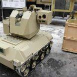 Робот-Нахлебник для тестирования перспективных боевых систем