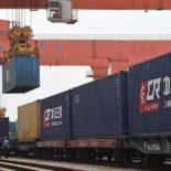 В этом году Китай отправил в Европу уже 1000 составов с экспортными товарами