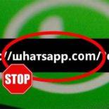 НЕ кликайте ссылку на «черный» или цветной WhatsApp! Это фейк!
