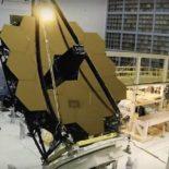 Сегменты орбитального телескопа JWST готовят к финальным тестам [видео]