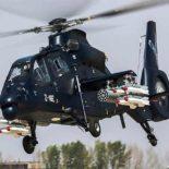 Китайская AVIC испытала новый вертолет Z-19E [видео]