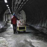 Семенохранилище «Судного дня» на Шпицбергене подтапливает тающий лед [видео]