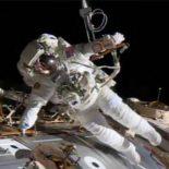 Астронавт Пегги Уитсон вышла на третье место по времени работы в открытом космосе