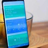 Как упорядочить карточки Bixby в Galaxy S8 и S8+