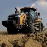 Challenger MT 700 E и MT 800 E: новые, гусеничные, высокой мощности [видео]