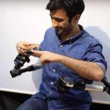 MetaLimbs: плюс две руки с ножным управлением [видео]