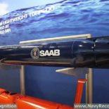 Saab показала новые «легкие торпеды» AUV62-AT и AUV62-MR [видео]