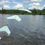 SUWAVE — уникальный «водно-воздушный» автономный дрон [видео]