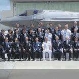 Первый F-35A «made in Japan» представлен официально [видео]