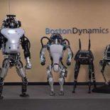 Boston Dynamics продают японцам? [видео]