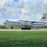 Первый полет модернизированного Ил-76МД-М в рамках программы госиспытаний