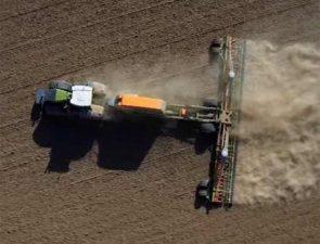 Открыты продажи трактора Fendt 1000 Vario на территории РФ [видео]