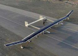 Китайский солнечный дрон успешно совершил полет на высоте 20 км [видео]
