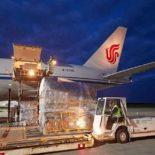Первый авиачартер из Китая в РФ в рамках электронной торговли перевез товаров на $700 млн.