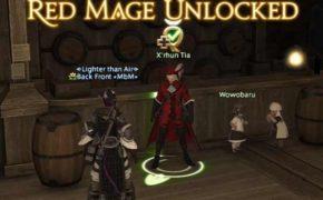 FF14: Красный Маг и Самурай — осваиваем новые профессии с минимальными усилиями