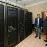 Компьютер мощностью 55 трлн операций в секунду введен в эксплуатацию в ДВО РАН