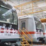 В Пекине вводится в эксплуатацию линия беспилотного метро [видео]
