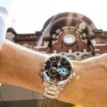 Какого размера должны быть наручные часы?