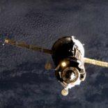 Союз МС-05 доставил на МКС экипаж новой экспедиции [видео]