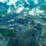 В КНР началось строительство ГЭС Байхэтань, второй по величине в мире [видео]