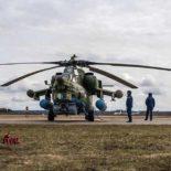 «Вертолеты России» планируют испытать Ми-28УБ в САР [видео]