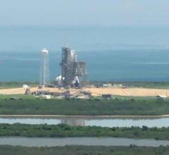 SpaceX отправляет на МКС суперкомпьютер [видео]