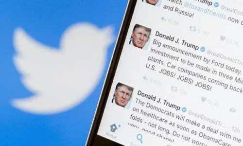 Уход Трампа может стоить Twitter $2 миллиардов