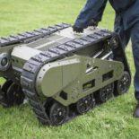 Ironclad – бронированный беспилотный транспортер от BAE Systems [фото]
