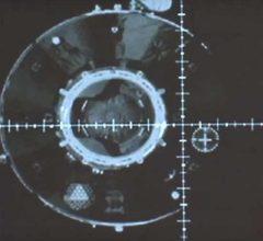 """Грузовой """"Тяньчжоу-1"""" осуществил третью автоматическую стыковку с лабораторией """"Тяньгун-2"""" [видео]"""