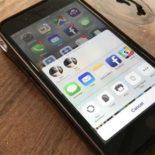 Пропал значок Сообщения из меню отправки файлов в iOS 11?