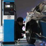 Mazda, Denso и Toyota электромобили разрабатывать будут вместе [видео]