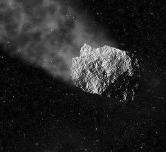 Астероид 2010 WC9: неожиданное возвращение [видео]