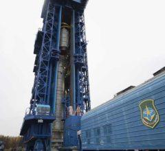 "РН ""Рокот"" вывела на орбиту КА Sentinel-5p и блок ""Бриз-КМ"" [видео]"