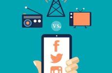 7 очевидных преимуществ соцсетей перед традиционными СМИ