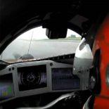 Bloodhound Supersonic Car: первый тестовый заезд на публике [видео]