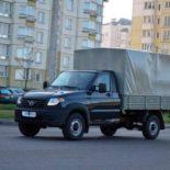 Новый «УАЗ Профи» прошел испытания Министерства обороны РФ