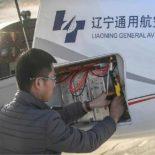 Первый полет китайского электролёта RX1E-A [видео]