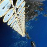Китай планирует создать орбитальную солнечную электростанцию